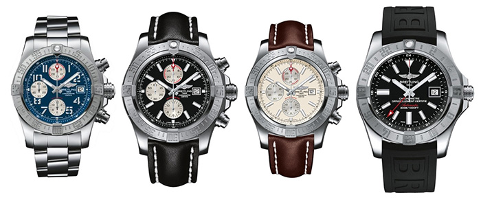 Swiss Breitling Avenger Replica Watches
