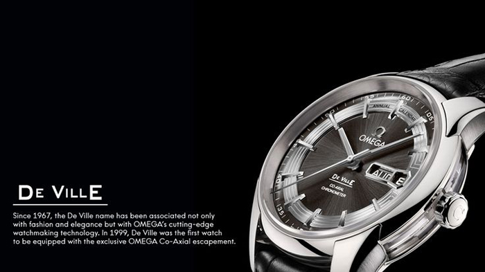 Swiss Omega De-Ville Replica Watches