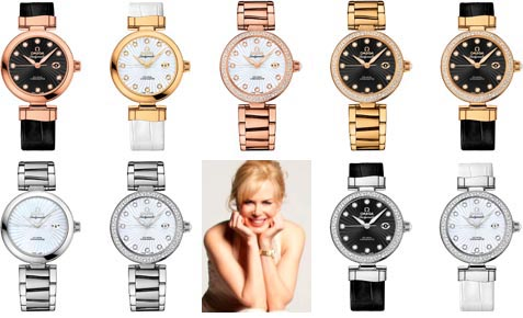Swiss Omega Ladymatic Replica Watches